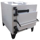 1200c forno a muffola, forno a resistenza a forma di scatola del laboratorio