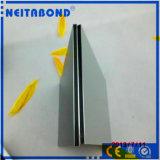 Panneau composite en aluminium à combustion dure avec ASTM / Reach