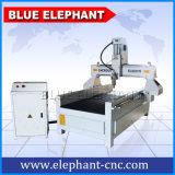 Máquina de grabado de madera de la alta calidad 6015, haciendo publicidad del ranurador del CNC para el acrílico, PWB, MDF