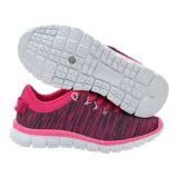 新しい方法網のFlynitの方法女性の動揺靴