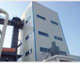 Magazzino galvanizzato Hot-DIP prefabbricato della struttura d'acciaio