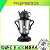Samovar elettrico della Russia della nuova caldaia 3.2L con la caldaia di ceramica