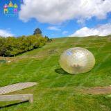 2015 nueva bola barata de Zorbing del Aqua del claro TPU para los cabritos
