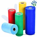 Sacchetto non tessuto trattato non tessuto promozionale all'ingrosso della maglietta del sacchetto della fabbrica pp