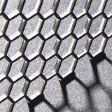 Metallo perforato del foro a forma di differente con l'iso