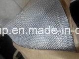 Tela decorativa anticorrosiva do indicador da segurança do aço inoxidável