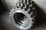 Qualitäts-Motorrad-Kettenrad/Gang/Kegelradgetriebe/Übertragungs-Welle/mechanisches Gear81
