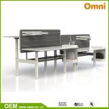 2016 Workstaton (OM-AD-022)를 가진 새로운 최신 인기 상품 고도 조정가능한 테이블