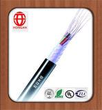 Câble de fibre optique non blindé de 24 côtés en excellente performance de blocage de l'eau