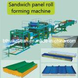 ENV-Wolle-Zwischenlage-Panel-Rolle, die Maschine bildet