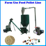 малая цыплятина 500kg/H подает делать линию производственную линию питания /Animal