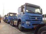Caminhão do trator de Sinotruk HOWO Zz4257s3241W 6X4 371HP