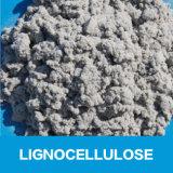 灰色のセルロースのファイバーの木製のFibraの構築の等級Lignocellulose