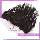 Frontal non trattato del merletto dei capelli del Virgin