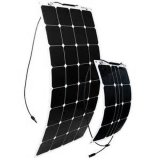 Панель солнечных батарей 100watt Mono клеток Sunpower тонкой пленки гибкая