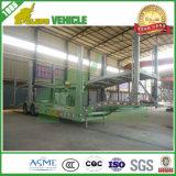De auto Vrachtwagen van het Vervoer van de Auto van de Carrier van het Vervoer met Oplegger