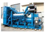 Groupe électrogène diesel triphasé polycylindrique refroidi à l'eau à C.A. du Japon Mitsubishi