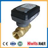 Valvola termostatica della ceramica bidirezionale di controllo elettrico di Hiwits 12V