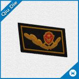 Cucire sul contrassegno tessuto per l'uniforme