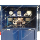 Drei Gas-Becken-Sattelschlepper der Fuwa/BPW Wellen-50000L LPG