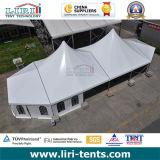 tenda di alluminio dell'alto picco 20X30 con i muri laterali liberi della finestra del PVC da vendere