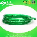 Tube clair transparent en plastique de l'eau de PVC Flexiblel