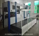 Automatische Pappstempelschneidene Maschine des flachen Bett-2017