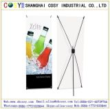 stand de publicité de drapeau de 60*160cm X avec la bonne qualité