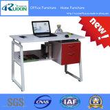 Table d'ordinateur combinée nouvelle maison et bureau avec armoire de fichiers latérale (RX-D1175)