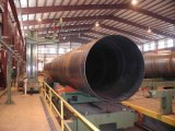 3lpe 3PE Coating Steel Spiral Pipe per Sewage