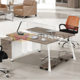SGS Well-Known Brand Simple Style Highquality Office Desk (HY-Z20)によるFsc Certified Approved