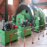 Enrolador de mina de tambor dupla de bobina de bobina simples, moinho de mina