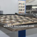 Zj800ts automatisches Vorlagenglas-stempelschneidene und faltende Maschine, um Kennsatz-/Pappe-/Papp-/gewölbtes Papier-Blatt zu schneiden