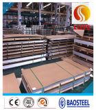 Placa de acero inoxidable ASTM 310S de la hoja del material para techos del acero inoxidable