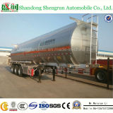 최신 Selling Shengrun 50m3 Aluminium Alloy Tanker Semi Trailer