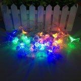 Batteriebetriebenes Mehrfarben30 LED-feenhaftes Licht-Zeichenkette-Licht