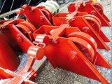 Морской затвор цепи ролика литой стали поставщика для сбывания
