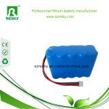 18650 paquete de la batería del Li-ion de 2s2p 7.4V6000mAh para la ropa de la calefacción