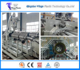 Tubulação ondulada plástica de Krah que faz a máquina de enrolamento da tubulação da maquinaria/1200mm