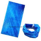 Kundenspezifisches Firmenzeichen druckte Polyestersnowboard-Büffelleder-Stirnband