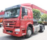 Sinotruk HOWO 4X2 290HPのトラクターのトラック