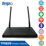 Wireless Gateway VoIP, IP, ICMP, ARP Protocolo de red