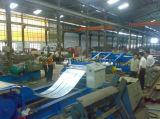 Автоматическо обрабатывать изделие на определенную длину линия катушка 1-6X2000mm горячекатаная стальная