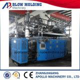Máquina plástica del moldeo por insuflación de aire comprimido del tambor