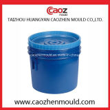 윤활제와 물을 두기를 위한 플라스틱 주입 또는 밀봉 물통 조형
