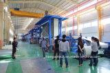 コイルのPepainted電流を通された機械、カラーコーティングライン