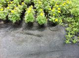 Tissu de Groundcover de géotextile tissé par Fabric/PP de barrière de Weed