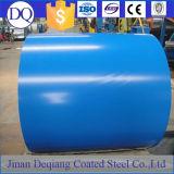 Enroulement enduit par couleur à haute résistance d'acier inoxydable