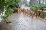 Suelo al aire libre de bambú pesado tejido hilo durable del jardín