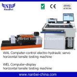 Calcolatore-Control Horizontal Tensile Testing Machine con l'iso